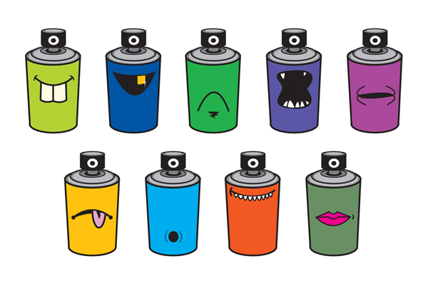 Spraymates