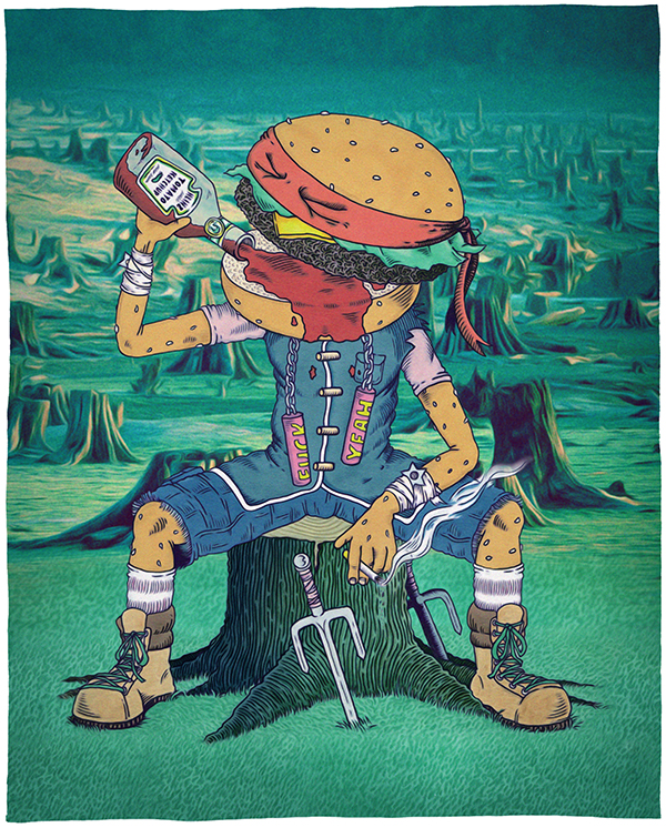 Hamburger_ninja